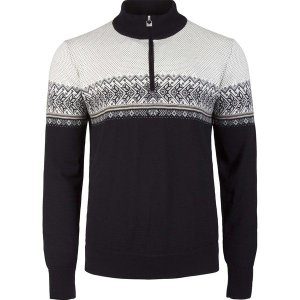 ダールオブノルウェイ ニット、セーター メンズ アウター Hovden Sweater - Men's Black/Light Charcoal/Smoke/Beige/Off White|astyshop