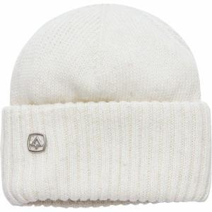 コールヘッドウェア 帽子 レディース アクセサリー The Buoy Beanie - Women's Wool White|astyshop