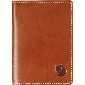 フェールラーベン 財布 メンズ アクセサリー Leather Passport Cover  - Men's Leather Cognac|astyshop