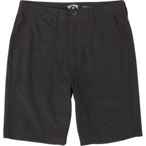 ビラボン ハーフ&ショーツ メンズ ボトムス Crossfire X Slub Hybrid Short - Men's Black|astyshop