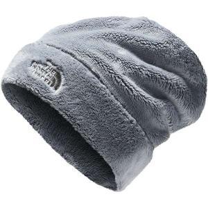 ノースフェイス 帽子 レディース アクセサリー Osito Beanie - Women's Mid Grey/Asphalt Grey|astyshop