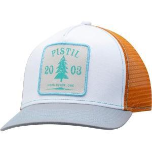 ピスタイル 帽子 レディース アクセサリー Burnside Hat - Women's Grey|astyshop