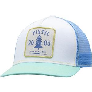 ピスタイル 帽子 レディース アクセサリー Burnside Hat - Women's Jade|astyshop
