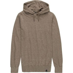 プラーナ ニット、セーター メンズ アウター Kaola Hooded Sweater - Men's Sepia Heather|astyshop