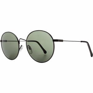 エレクトリック サングラス&アイウェア レディース アクセサリー Hampton Sunglasses - Women's Matte Black-Grey|astyshop