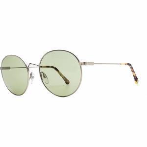エレクトリック サングラス&アイウェア レディース アクセサリー Hampton Sunglasses - Women's Silver-Vintage Green|astyshop