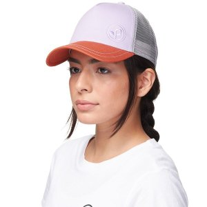 ピスタイル 帽子 レディース アクセサリー Buttercup Trucker Hat - Women's Lilac|astyshop