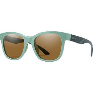 スミス サングラス&アイウェア レディース アクセサリー Caper Chromapop Polarized Sunglasses - Women's Saltwater/Brown Polarized|astyshop