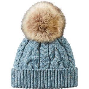 ペンドルトン 帽子 レディース アクセサリー Cable Hat - Women's Blue|astyshop