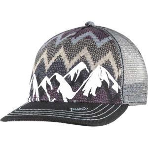 ピスタイル 帽子 レディース アクセサリー McKinley Trucker Hat - Women's Black|astyshop