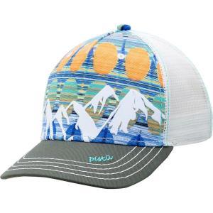 ピスタイル 帽子 レディース アクセサリー McKinley Trucker Hat - Women's Sapphire|astyshop