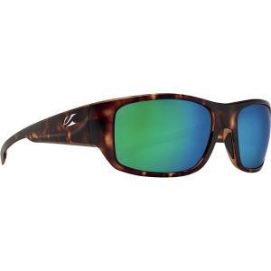 カエノン サングラス&アイウェア レディース アクセサリー Anacapa Ultra Polarized Sunglasses - Women's Matte Black Glacier/Ultra Black Mirror|astyshop