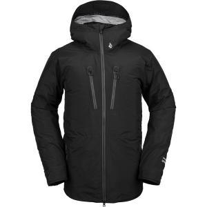 ボルコム ジャケット&ブルゾン メンズ アウター TDS Infrared Gore-Tex Hooded Jacket BK|astyshop