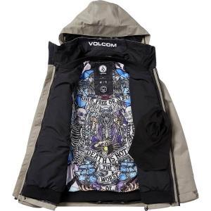 ボルコム ジャケット&ブルゾン メンズ アウター L Gore-Tex Jacket TEA|astyshop
