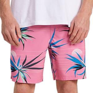 ビラボン ハーフ&ショーツ メンズ ボトムス Sundays Layback Board Short - Men's Neon Pink|astyshop