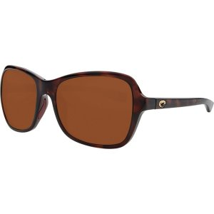 コスタ サングラス&アイウェア レディース アクセサリー Kare 580P Polarized Sunglasses - Women's Rose Tortoise Frame/Copper|astyshop