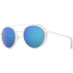 ヴュアルネ サングラス&アイウェア レディース アクセサリー Edge Round VL 1613 Polarized Sunglasses TRAWHI|astyshop