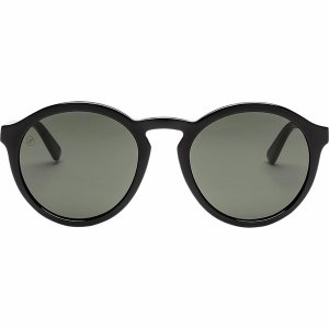 エレクトリック サングラス&アイウェア レディース アクセサリー Moon Sunglasses - Women's Gloss Black-Grey|astyshop
