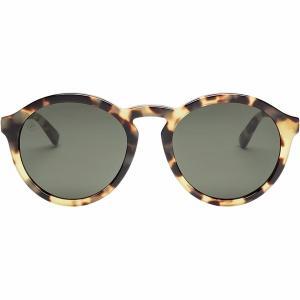 エレクトリック サングラス&アイウェア レディース アクセサリー Moon Sunglasses - Women's Gloss Spotted Tort-Grey|astyshop