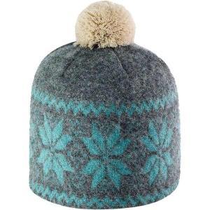 ピスタイル 帽子 レディース アクセサリー Powder Pom Beanie - Women's Turquoise|astyshop