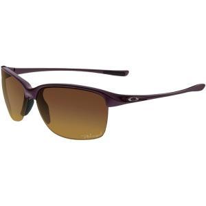 オークリー サングラス&アイウェア レディース アクセサリー Unstoppable Polarized Sunglasses - Women's Raspberry Spritzer/Brown Gradient Polar|astyshop