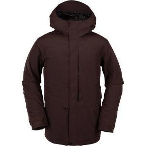 ボルコム ジャケット&ブルゾン メンズ アウター TDS 2L Gore-Tex Jacket BKRD|astyshop
