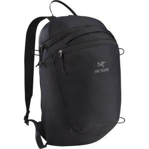 アークテリクス バックパック・リュックサック メンズ バッグ Index 15L Backpack Black astyshop