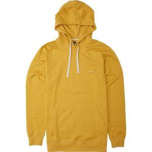 ビラボン パーカー・スウェットシャツ メンズ アウター All Day Pullover Hoodie - Men's Mustard|astyshop