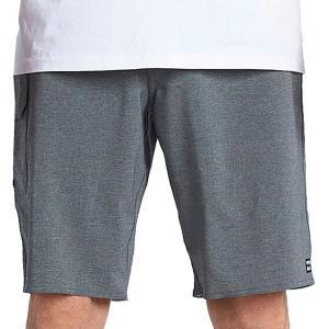 ビラボン ハーフ&ショーツ メンズ ボトムス All Day Pro Board Short - Men's Charcoal Heather|astyshop
