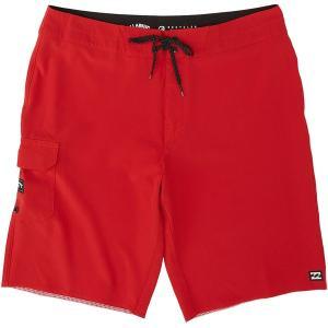 ビラボン ハーフ&ショーツ メンズ ボトムス All Day Pro Board Short - Men's Lifeguard Red|astyshop