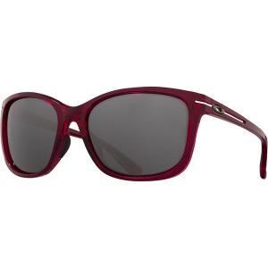 オークリー サングラス&アイウェア レディース アクセサリー Drop In Sunglasses - Women's Crystal Raspberry Rose/Black Irid|astyshop