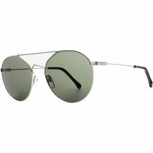 エレクトリック サングラス&アイウェア レディース アクセサリー Montauk Sunglasses - Women's Silver-Grey|astyshop