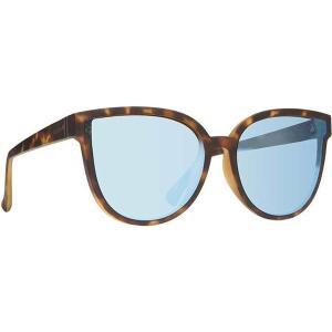 ボンジッパー サングラス&アイウェア レディース アクセサリー Fairchild Sunglasses - Women's Tort Satin/Sky Chrome|astyshop