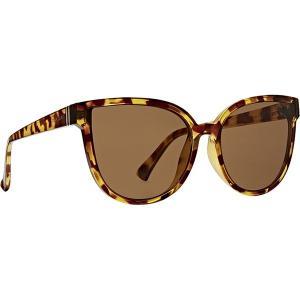 ボンジッパー サングラス&アイウェア レディース アクセサリー Fairchild Sunglasses - Women's Spotted Tort/Bronze|astyshop