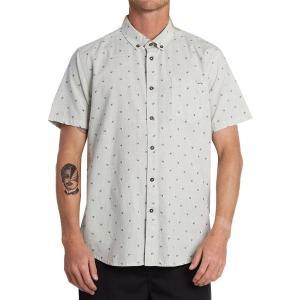 ビラボン シャツ メンズ トップス All Day Jacquard Shirt - Men's Chino|astyshop