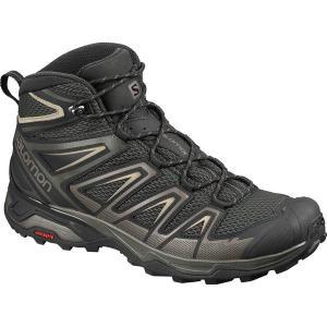 サロモン シューズ メンズ ハイキング X Ultra Mid 3 Aero Hiking Boot...