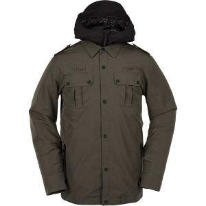 ボルコム ジャケット&ブルゾン メンズ アウター Creedle2Stone Jacket FO|astyshop