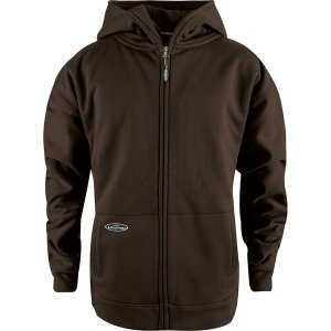アーバーウェア ニット、セーター メンズ アウター Tech Double Thick Full-Zip Sweatshirt - Men's Chestnut|astyshop