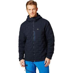ヘリーハンセン ジャケット&ブルゾン メンズ アウター Lifaloft Hooded Stretch Insulator Jacket - Men's Navy|astyshop