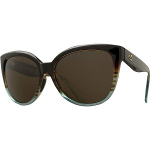 カエノン サングラス&アイウェア レディース アクセサリー Lina Polarized Sunglasses - Women's Waterfall/Brown 12-Polarized|astyshop