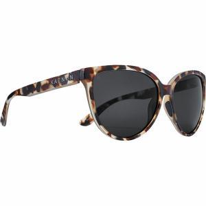 カエノン サングラス&アイウェア レディース アクセサリー Colusa Polarized Sunglasses - Women's Birch/Grey|astyshop
