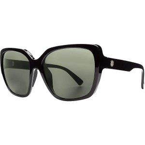 エレクトリック サングラス&アイウェア レディース アクセサリー Super Bee Sunglasses - Women's Gloss Black/Ohm Grey|astyshop