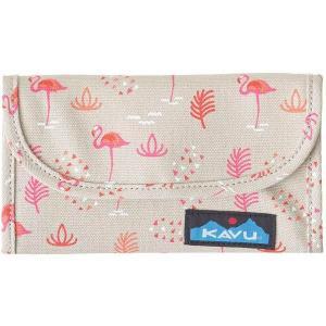 カブー 財布 レディース アクセサリー Big Spender Wallet - Women's Chillin Flamingo astyshop