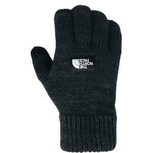 ノースフェイス 手袋 メンズ アクセサリー Salty Dog Glove TNFBK