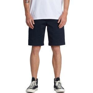 ビラボン ハーフ&ショーツ メンズ ボトムス Carter Stretch Short - Men's Navy|astyshop