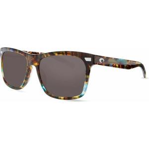 コスタデルマール サングラス・アイウェア アクセサリー メンズ Costa Del Mar Aransas 580G Polarized Sunglasses Tortoise/Silver astyshop