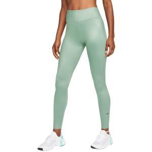 ナイキ カジュアルパンツ ボトムス レディース Nike Women's One Shine Tights Jade Smoke astyshop