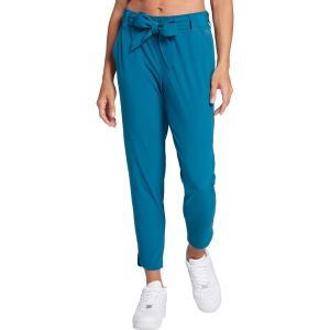 カリア カジュアルパンツ ボトムス レディース CALIA by Carrie Underwood Women's Journey Self Belt Ankle Pants Ink Blue astyshop