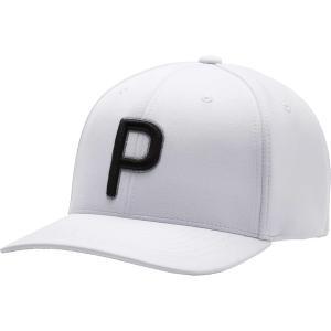 プーマ 帽子 アクセサリー メンズ PUMA Men's P 110 2020 Golf Hat Bright White astyshop