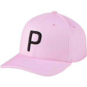 プーマ 帽子 アクセサリー メンズ PUMA Men's P 110 2020 Golf Hat Pink Lady astyshop